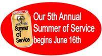 Summerofservice